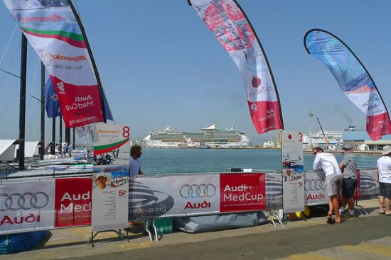 Audi Med Cup e Navigator of the Seas
