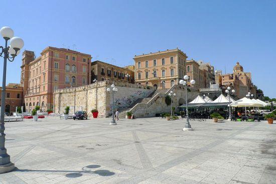 Bastione St. Remy e Palazzo Boyl