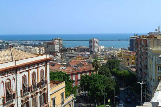 Panorama da Bastione