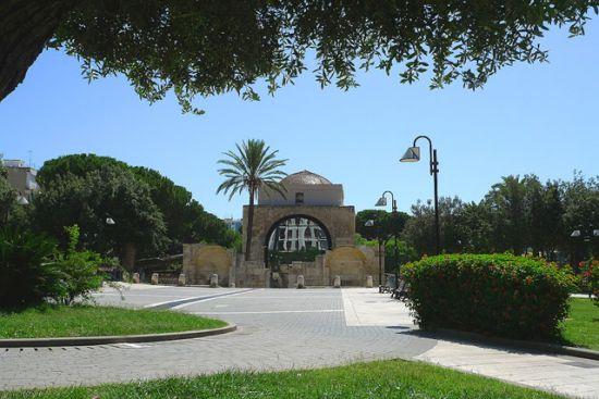 Basilica S. Saturnino