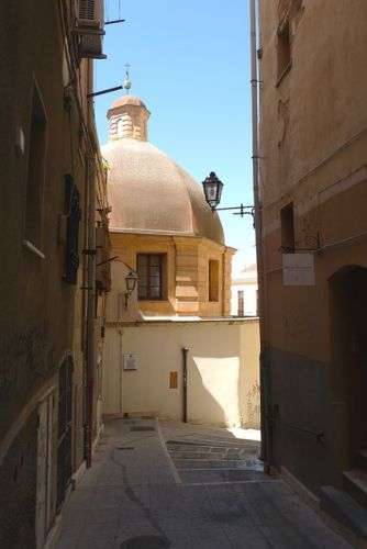 Cupola Chiesa Santo Sepolcro