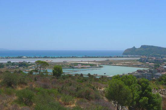 Monte Urpino panorama mare e Sella del Diavolo