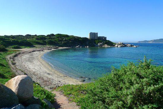 Spiaggia del Riso e Fortezza Vecchia