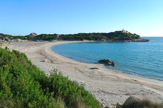 Punta Is Molentis