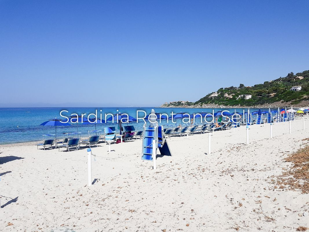 Torre delle Stelle - Spiaggia Cann